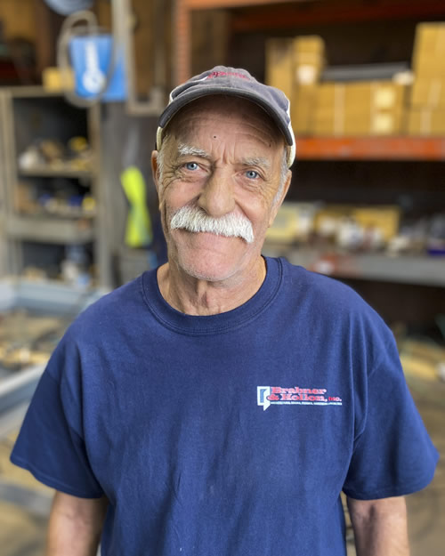 Jerry Andrews - Hollow Metal Foreman